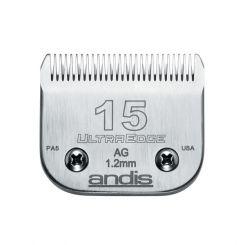 Ножевой блок ANDIS ULTRA EDGE № 15, 1,2 мм артикул AN u 64072 фото, цена AN_14661-01, фото 1
