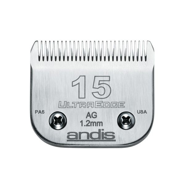 Ножевой блок Andis Ultra Edge № 15, 1,2 мм