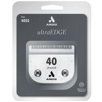 Andis артикул: AN u 64084 SS Ножевой блок Andis Ultra Edge № 40SS, 0,25 мм