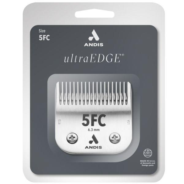 Ножевой блок Andis Ultra Edge № 5FC, 6,3 мм