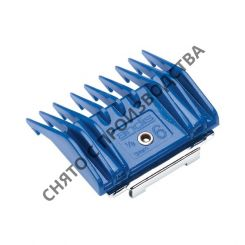Насадка ANDIS 3 мм для ножевых блоков, синяя артикул AN b03 12710 фото, цена AN_15035-01, фото 1