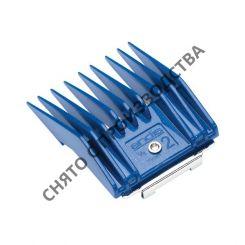 Насадка ANDIS 10 мм для ножевых блоков, синяя артикул AN b10 12350 фото, цена AN_15039-01, фото 1