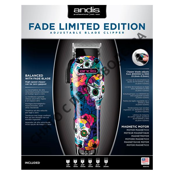 Andis Fade Limited Edition