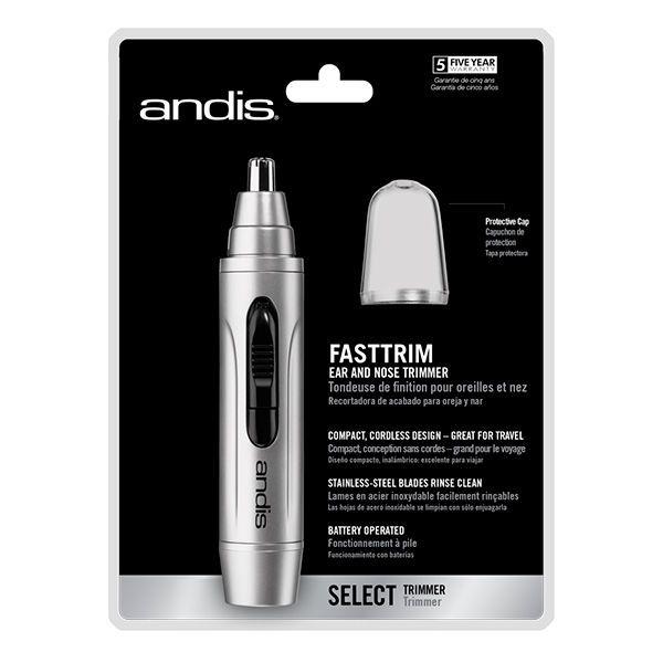 Триммер для носа и ушей Andis FastTrim Cordless Personal Trimmer