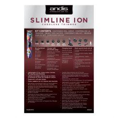 Триммер для стрижки Andis Slim Line Sugar Skull артикул AN 25225 фото, цена AN_21204-06, фото 6