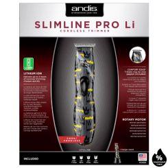 Триммер для стрижки Andis Slimline Pro Li D8 Nation Crown артикул AN 32685 фото, цена AN_21205-05, фото 5