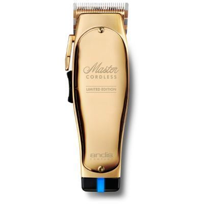 Andis Master MLC Cordless Limited Gold Edition