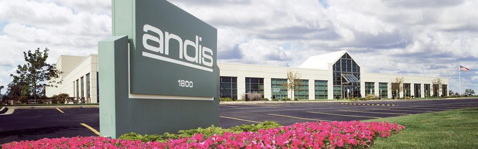 Головний офіс компанії Andis в США.